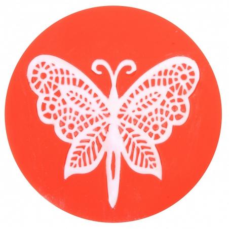 Silikonowa forma motyl sweet lace express