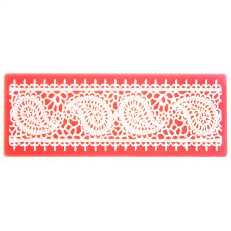 Silikonowa forma do koronek new orleans sweet lace express