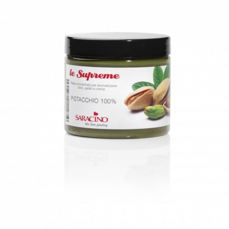 Pasta pistacjowa Saracino 200 g