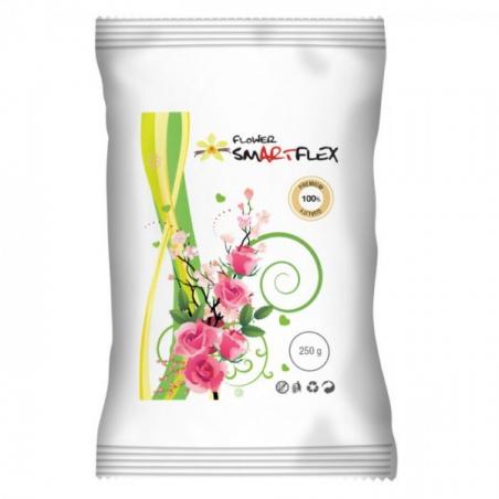SmartFlex masa cukrowa do kwiatów biała 250 g