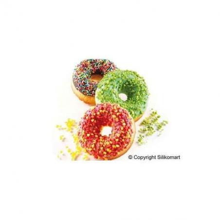 Silikomart forma silikonowa donuts śr. 75/25 mm wys. 28mm