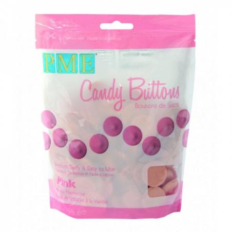Candy melts polewa do cake popsów pastylki róż 340 g