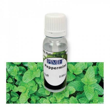 Aromat miętowy naturalny PME 25 ml