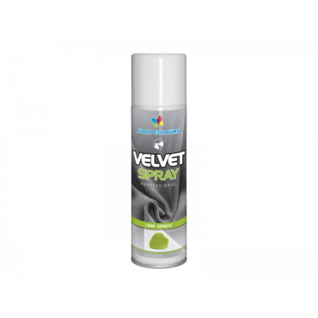 Zamsz w spray'u zielony 250 ml