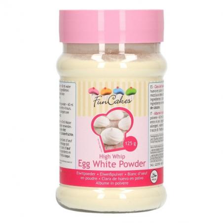 Białko w proszku do lukru królewskiego Fun Cakes 125 g