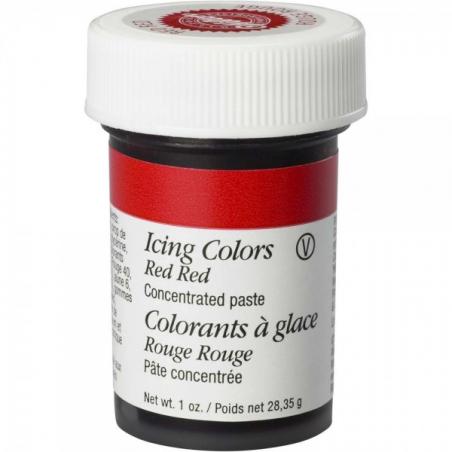 Barwnik spożywczy w żelu czerwony red red