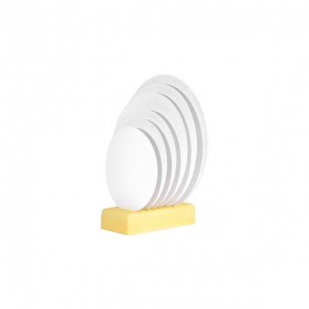 Podkład pod tort biały okrągły śr. 20 cm