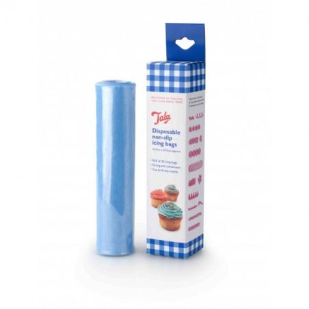 Rękawy cukiernicze jednorazowe, 30 szt. (29,5 cm)