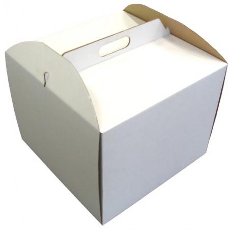 Pudełko na tort wysokie 36 x 36 x 28, 5 szt