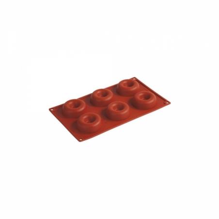 Forma silikonowa  savarin  Pavoni śr 72 mm wys 23 mm