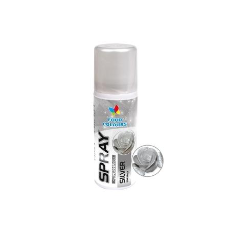 Barwnik spożywczy perłowy 50 ml spray