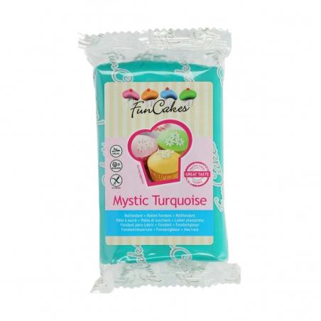 Masa cukrowa turkusowa mystic turquoise 250 g