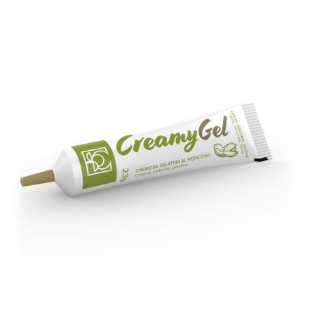 Lukier w tubce o smaku pistacjowym, zielony żel