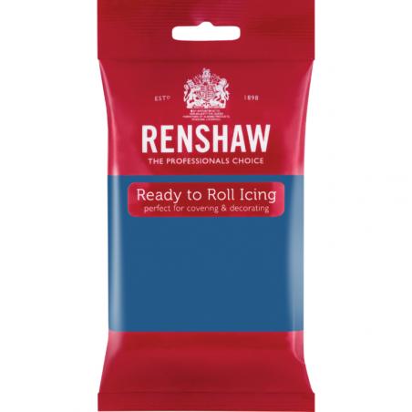 Masa cukrowa niebieska 250g Renshaw Pro