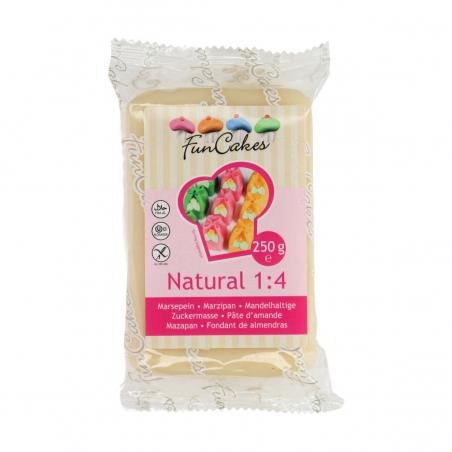 Marcepan kolor naturalny 250 g Fun Cakes