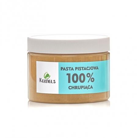 Pasta pistacjowa chrupiąca 400g