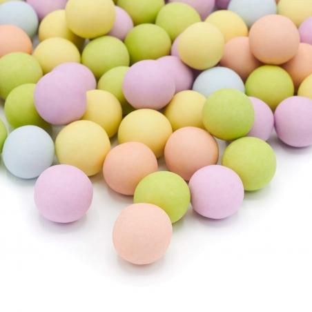 Happy Sprinkles posypka XXL matowe pastelowe kule