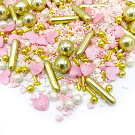 Happy Sprinkles posypka mix Princess Diary