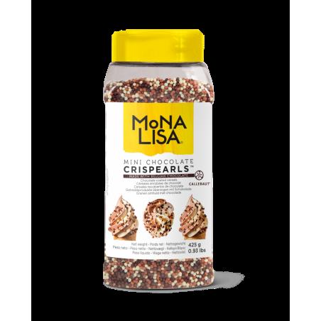 Mona Lisa Callebaut czekoladowe mini perełki Mini Crispearls 425g
