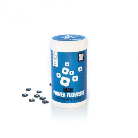 Barwnik spożywczy do czekolady niebieski 50 g Power Flowers
