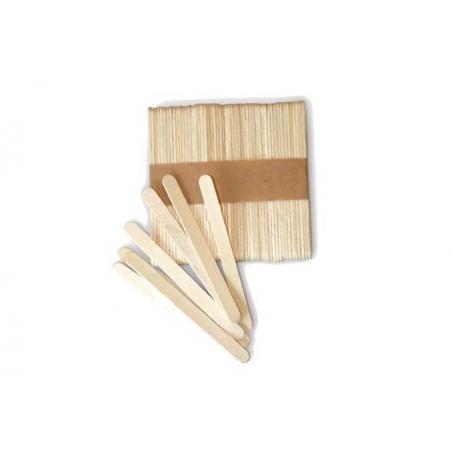 Silikomart Mini patyczki do lodów drewniane, krótkie, cakesicle 100 szt.