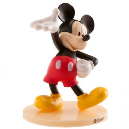 Dekoracja na tort pvc Myszka Miki
